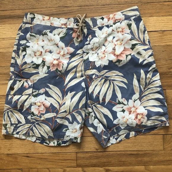 Polo by Ralph Lauren Other - Polo by Ralph Lauren Floral Swim Trunks Xl